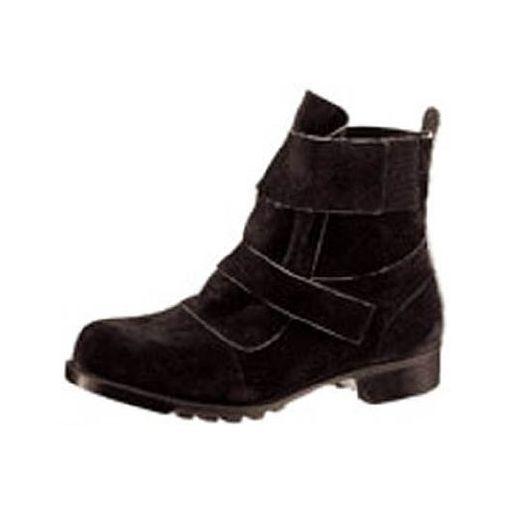 ミドリ安全 V400924.5 溶接作業用安全靴 V4009 24.5CM