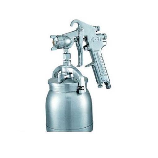 アネスト岩田 W714S 小形スプレーガン 吸上式 ノズル口径 Φ1.8【送料無料】