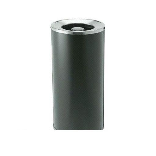 【個数:1個】山崎産業 YS09CID 【灰皿】スモーキング YS-108 黒