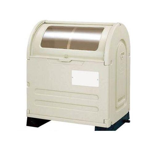ミヅシマ工業 [2030261]「直送」【代引不可・他メーカー同梱不可】 ステーションボックス 固定台付 透明#500B