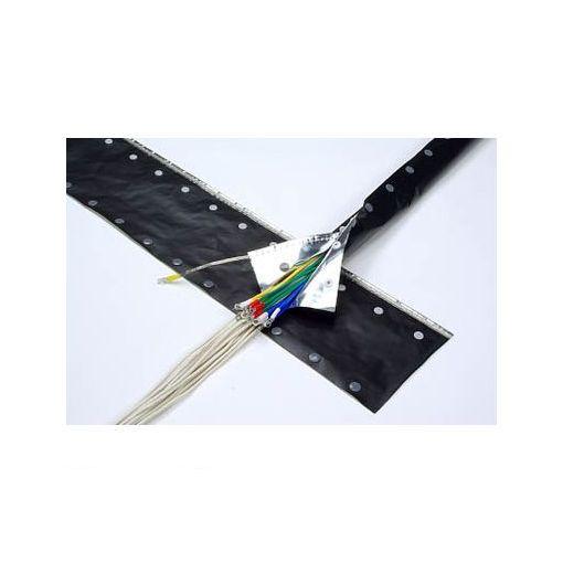 興和化成 KATS70 直送 代引不可・他メーカー同梱不可 ノイズプロテクトチューブ スナップタイプ 70×25m【送料無料】
