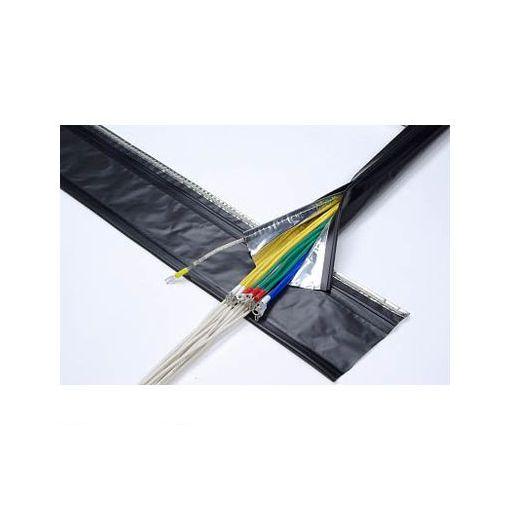 興和化成 KSLA40 直送 代引不可・他メーカー同梱不可 ノイズプロテクトチューブ スライドロックタイプ 40×25m【送料無料】