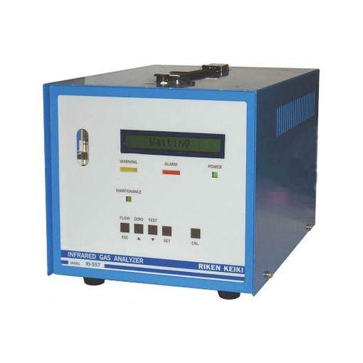 理研計器 [RI557] 「直送」【代引不可・他メーカー同梱不可】 可搬型赤外線式ガスモニター【送料無料】