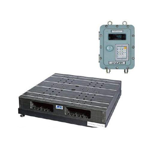 【使用地域の記入が必要】エー・アンド・デイ SN1200KFP 直送 代引不可・他メーカー同梱不可 耐圧防爆構造パレット一体型デジタル台はかり【送料無料】