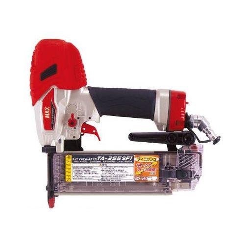 マックス TA255SF1 直送 代引不可・他メーカー同梱不可 常圧フィニッシュネイラ 15~55mm【送料無料】