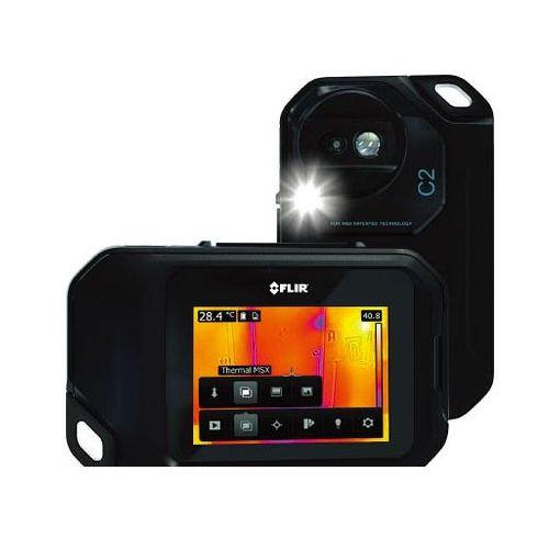 【あす楽対応】FLIR [C2] コンパクトサーモグラフィカメラ C2【送料無料】