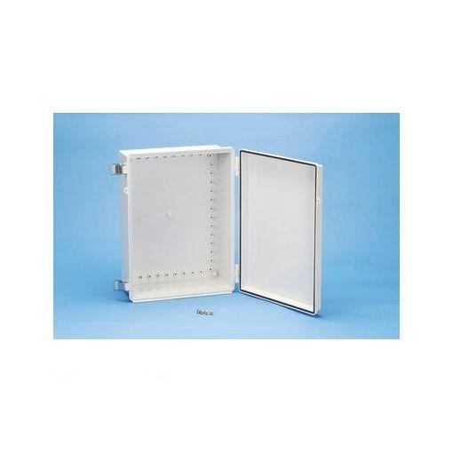タカチ BCAP608018G 直送 代引不可・他メーカー同梱不可 BCAP型防水・防塵開閉式プラボックス カバー/ホワイトグレー・ボディー/ホワイトグレー