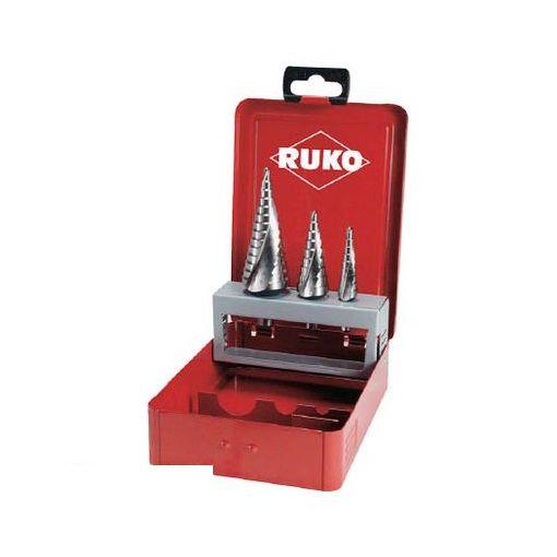 RUKO社 101096 RUKO 2枚刃スパイラルステップドリル 32mm ハイス