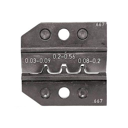 RENNSTEIG 62466730 RENNSTEIG 圧着ダイス 624-667 ピンコンタクト 0.03-0.2【送料無料】