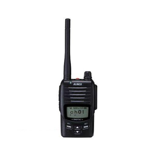 アルインコ DJDP50HB アルインコ デジタル登録局無線機5W【RALCWI】大容量バッテリーセット【送料無料】