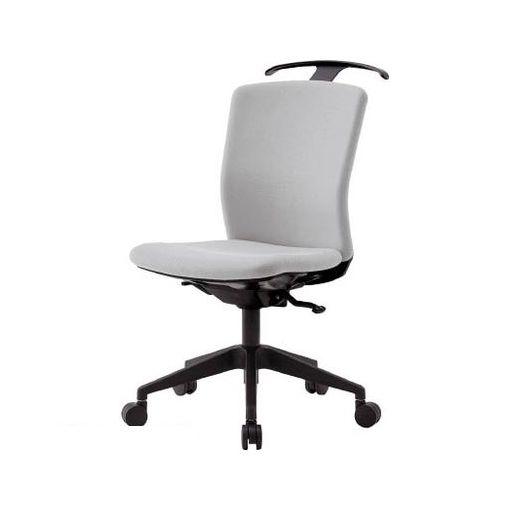 【個数:1個】アイリスチトセ HGXCKRS46M0FGY アイリスチトセ ハンガー付回転椅子【シンクロロッキング】 グレー