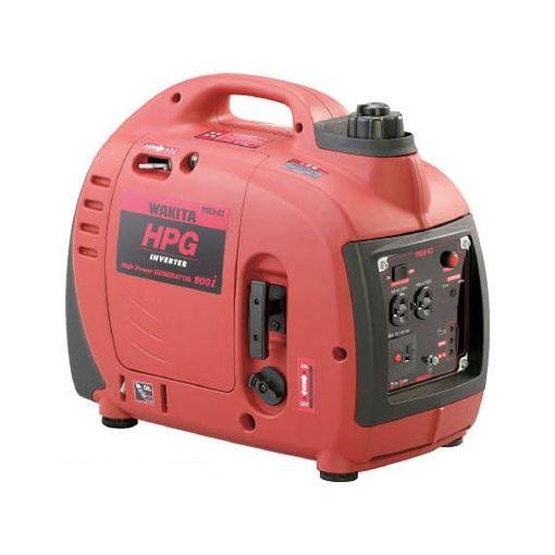 【あす楽対応】ワキタ [HPG900I] MEIHO エンジン発電機 HPG-900I【送料無料】