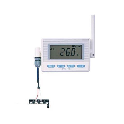 チノー MD8103K00 CHINO 監視機能付無線ロガー 送信器 温度センサ熱電対 AC電源 K熱電対【送料無料】