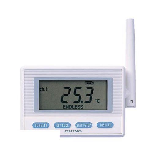 チノー MD8200N00 CHINO 監視機能付無線ロガー 送信器 サーミスタ内蔵【専用バッテリ】【送料無料】