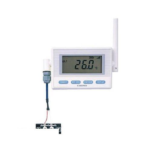チノー MD8203T00 CHINO 温湿度センサ熱電対モデル【専用バッテリ・T熱電対】【送料無料】