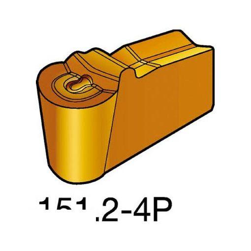 【あす楽対応】サンドビック N151.2300304P サンドビック T-Max Q-カット 突切り・溝入れチップ 1125 10入