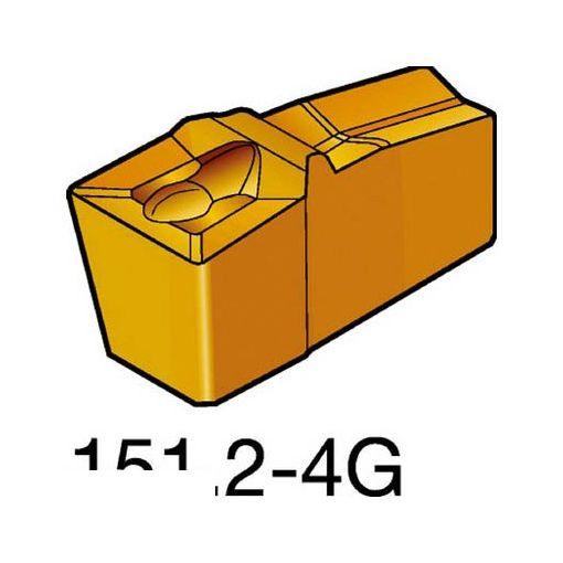 サンドビック N151.2400304G サンドビック T-Max Q-カット 突切り・溝入れチップ 1125 10入