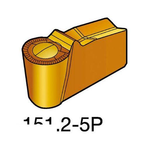 サンドビック N151.2400405P サンドビック T-Max Q-カット 突切り・溝入れチップ 1125 10入