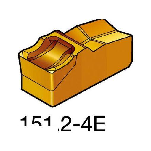 サンドビック N151.24004E サンドビック T-Max Q-カット 突切り・溝入れチップ 235 10入