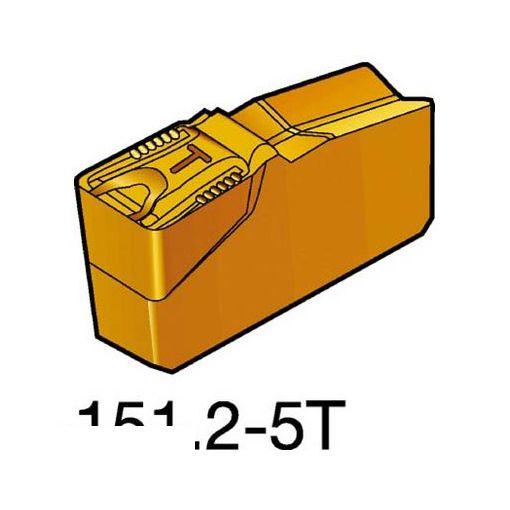 サンドビック N151.24008405T サンドビック T-Max Q-カット 突切り・溝入れチップ 1125 10入