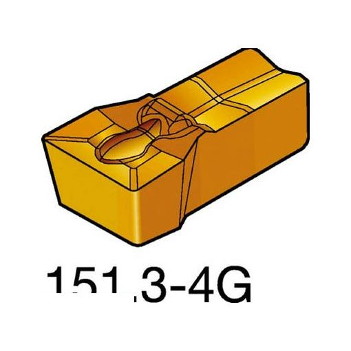 サンドビック N151.3200204G サンドビック T-Max Q-カット 突切り・溝入れチップ 1125 10入