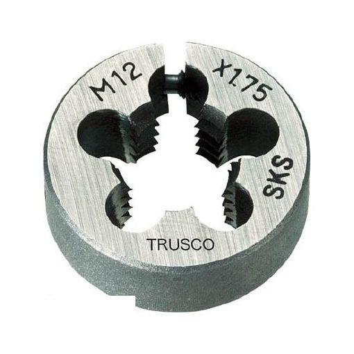 トラスコ中山 T63D27X3.0 TRUSCO 丸ダイス 63径 M27×3.0 【SKS】