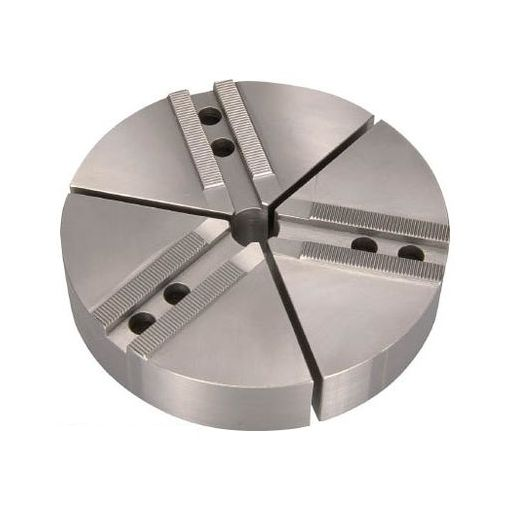丸一切削工具 TKR06N THE CUT 円形生爪 日鋼製 6インチ チャック用【送料無料】