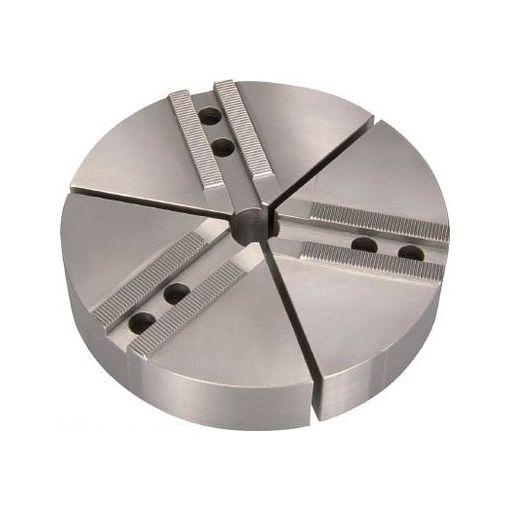 丸一切削工具 TKR08N THE CUT 円形生爪 日鋼製 8インチ チャック用【送料無料】