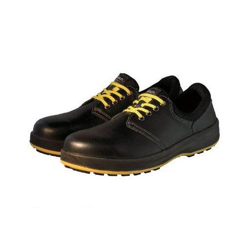 【あす楽対応】シモン [WS11BKSK30.0] シモン 安全靴 短靴 WS11黒静電靴K 30.0cm 【送料無料】