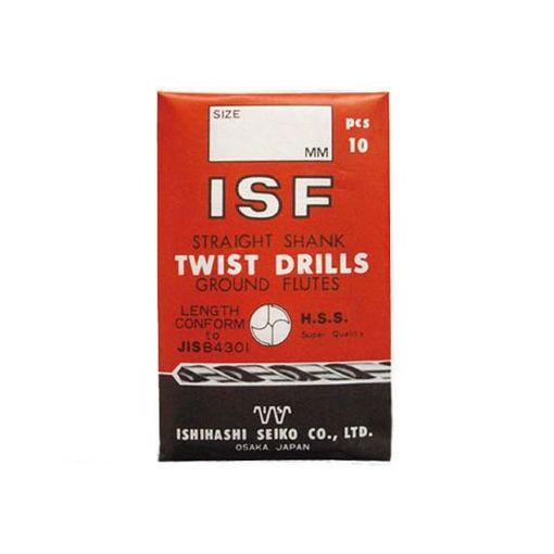 イシハシ精工 IS IS-SD-11.9 ストレートドリル 11.9mm 5入 ISSD11.9