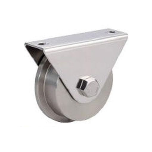 スガツネ JS315-150L SUS製重量用戸車枠付L型JS315-150L【200024779 JS315150L