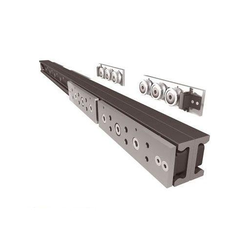 スガツネ TLQ43-1250 重量用リニアローラーレールTLQ43-1250【190027809 TLQ431250