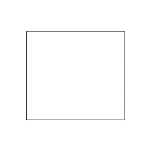 ユニット 314-23 安全掲示板組合せ型部品【N】 白無地 700×800 31423