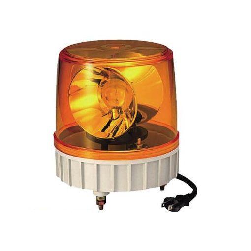 ユニット [387-15] 回転灯100V コードの長さ:40cm 38715【送料無料】 【送料無料】