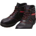 【あす楽対応】シモン(Simon) [SL22R-23.5] シモン 安全靴 編上靴 SL22-R黒/赤 23.5 SL22R23.5 【送料無料】 【送料無料】