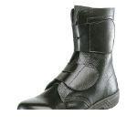 【あす楽対応】シモン(Simon) [SS38 24.5] シモン 安全靴 長編上靴マジック式 SS38黒 24. 368-3117 【送料無料】 【送料無料】