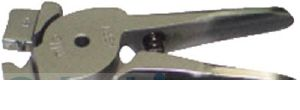 室本鉄工 株 A8P 1.25 エアーニッパ替刃裸端子用圧着刃1.25sq A8P1.25