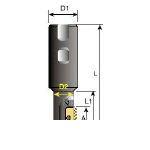 ノガ NOGA SR0012F14 ミルスレッド ツールホルダー SR-0012F14 332-1363 【送料無料】