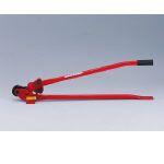 【個数:1個】小山刃物製作所 D-5 モクバ印 ベンダー付鉄筋カッター 10mm~13mm D5 403-0303