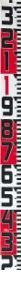 TJMデザイン タジマツール SYR-10EK シムロンロッド100 10M 1Mアカシロ SYR10EK【キャンセル不可】