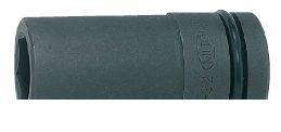 ミトロイ MITOLOY P8L-65 1 インパクトレンチヨウソケットロング 65MM P8L65 【送料無料】【キャンセル不可】