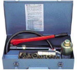 【あす楽対応】泉精器製作所 SH10-1-AP 手動油圧式パンチャ SH101AP 158-3484