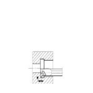 京セラ KGIAR5140B-3 溝入れ用ホルダ KGIAR5140B3 645-1454 【送料無料】【キャンセル不可】