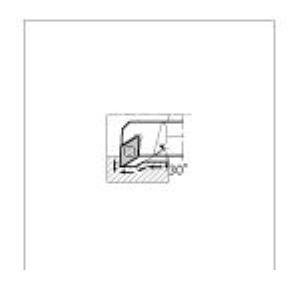 京セラ S16Q-SDUCR07-16 内径用ホルダ SDUCR1616B-07 S16QSDUCR0716 【送料無料】【キャンセル不可】