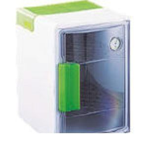 サンプラ 0153E I-BOX オートタイプ ブルー 0153E 291-6878 【キャンセル不可】