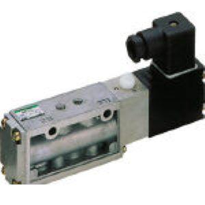 CKD 4F210-08-AC100V 4Fシリーズパイロット式5ポート弁セレックスバルブ 4F 4F21008AC100V