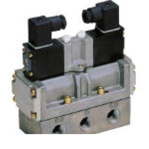CKD 4F420-08-AC100V 4Fシリーズパイロット式5ポート弁セレックスバルブ 4F 4F42008AC100V 【送料無料】