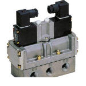 CKD 4F420-10-AC100V 4Fシリーズパイロット式5ポート弁セレックスバルブ 4F 4F42010AC100V 【送料無料】