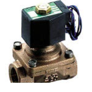 【あす楽対応】CKD APK11-15A-C4A-AC100V パイロットキック式2ポート電磁弁 マルチレック APK1115AC4AAC100V 【送料無料】