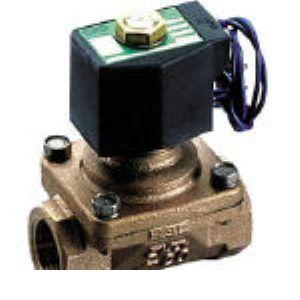 【あす楽対応】CKD APK11-25A-C4A-AC100V パイロットキック式2ポート電磁弁 マルチレック APK1125AC4AAC100V 【送料無料】